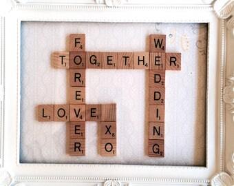 "Romantic:  The ""Mr & Mrs"""