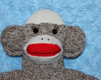 Sock Monkey / Traditional Sock Monkeys