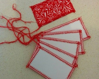 Christmas Gift Tags [Pack of 6]