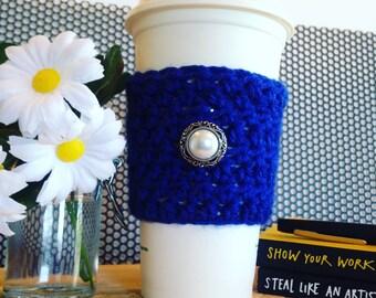 Crochet Drink Sleeve!