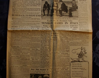 Sunday Dispatch June 9, 1946
