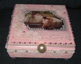 Jewelry Box Ballerina 1