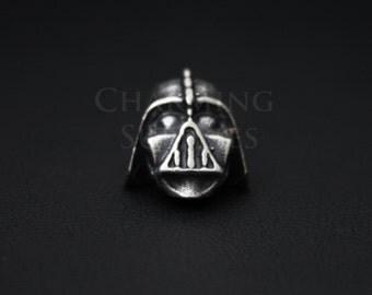 Darth Vader Charm , 925 Silver Star Wars Jewelry, Bracelet Charm, Bracelet Supply, 925 Silver Charm