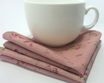Linen kitchen napkins