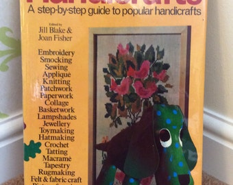 The complete book of handicrafts 70's