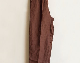 Mocha State of Mind   Vintage high waist trousers