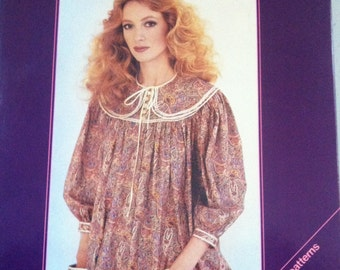 1980's Vintage Pattern Book- Dressmaking with Liberty - by Ann Ladbury - Detailed Instructions for Sewing a Whole Wardrobe