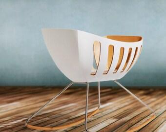 LAVI Dreamer - Design Wiege - Bassinet Crib Cradle Baby Bed