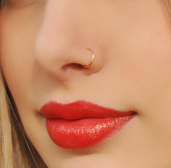 Etsy Nose Fake Rings