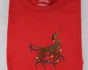 Jolly the Christmas Greyhound