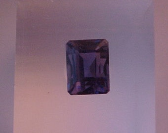 IOLITE  (Also Know as Water Sapphire) 3.21 Carats 9 X 7 X 7 mm (Deep Cut Stone). FREE SHIPPING United States