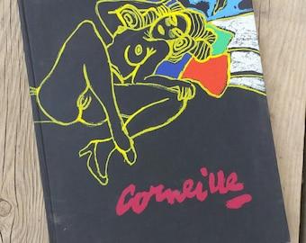 "Book ""Crow"" today Corneille Idag 1978 vintage"