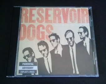 Reservoir Dogs [Original Motion Picture Soundtrack] CD