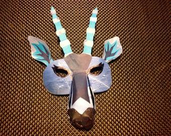 Gazelle Mask