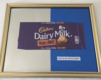 Dairy Milk - Ode to be whole again