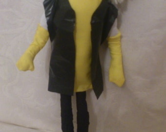"""Debbie Harry """"Atomic"""" Inspired Fabric Doll"""