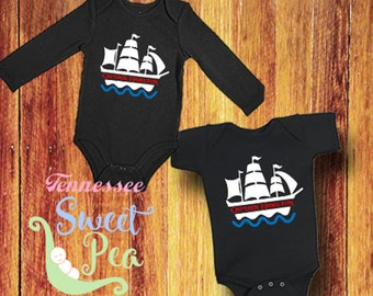 Pirate baby clothes