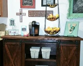 Coffee Bar/Kitchen Buffet