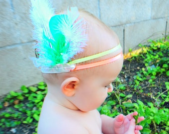Mint Julep- Headband