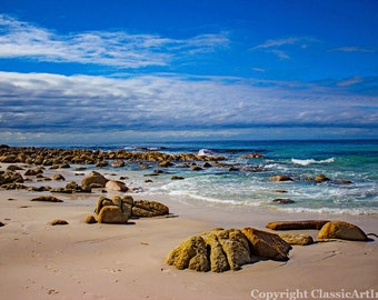 Beach Digital Download Photography Instant Download Landscape Fine Art Photography Digital Wall Art Coastal Beach Decor Seascape