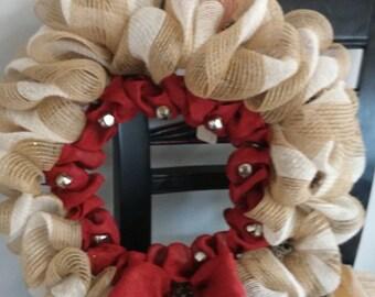 classic cristmas wreath