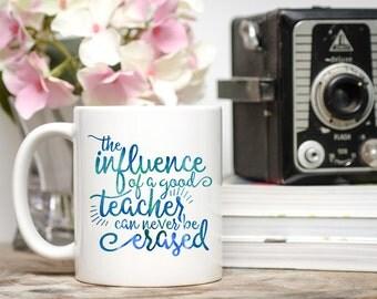 Teacher Appreciation Gifts, Teacher Gift, Daycare Provider Gift, Teacher Mug, Teacher Appreciation Day, Best Teacher Mug, Teacher Coffee Cup