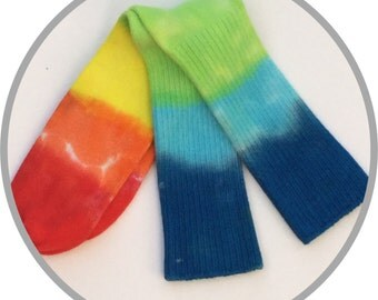 Bamboo Tie Dyed Socks