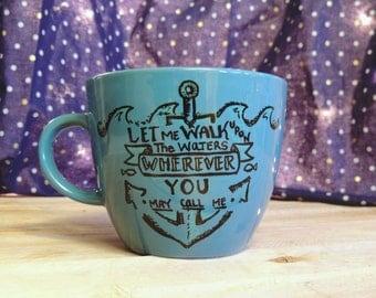 Oceans Mug