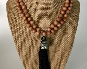 Beautiful Rosewood Mala