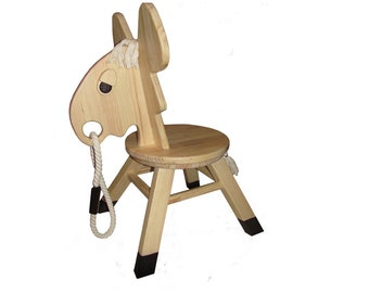 Chair child ,Chair donkey