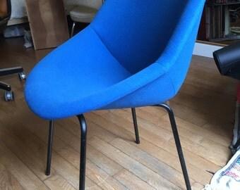 Chair Original Vintage 50 Geneviève DANGLES & Christian De France for BUROV
