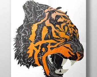 Tiger ROAR!