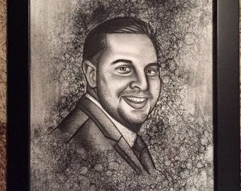 Charcoal Portrait Gifts