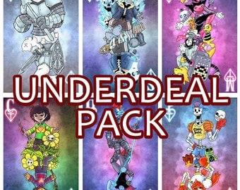 Undertale Print Pack