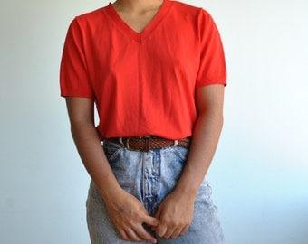 Vintage sz M 70s shirt