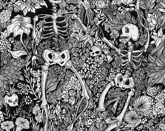 In the Garden of Eden Print