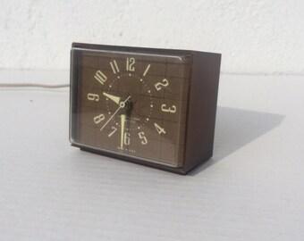 Mid Century Vintage Clock