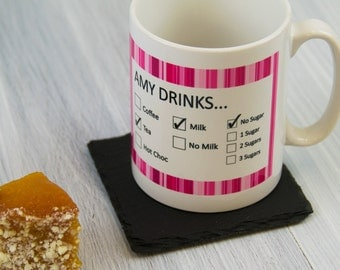 Personalised 'How I Like It' Mug