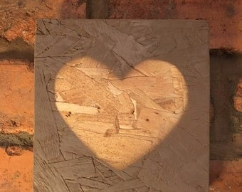 Unique Heart Wall Art