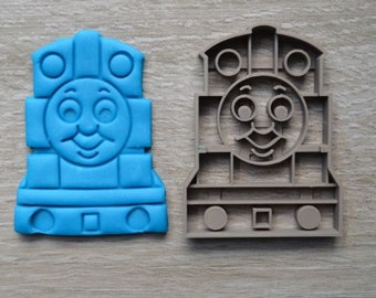 Thomas the Tank Engine Train Cookie Cutter Fondant Cutter