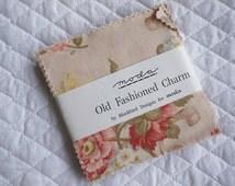 Old Fashioned Charm - Charm Pack - 39 pieces - Blackbird Designs - Moda Fabric
