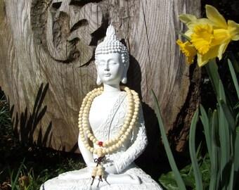 Sandalwood Buddhist Mala Prayer Beads 108 x 6mm