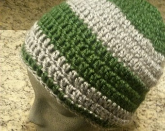 Striped Slytherin Hat