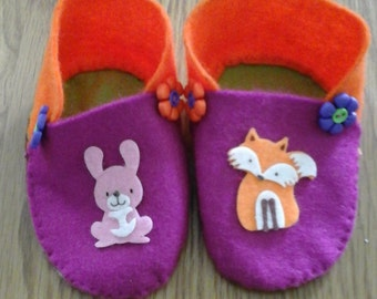 Original All Handmade Baby Shoes size 3-6 months