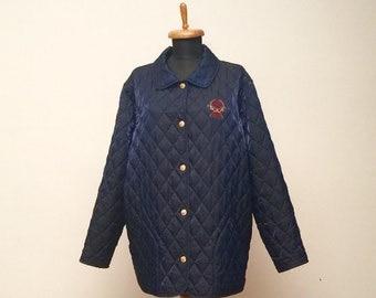 Vintage 90s Escada iridescent jacket