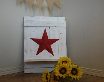 Country Star Shelf