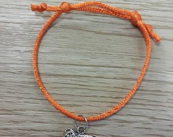 10 Pieces. Lion Friendship Bracelets Party Favors