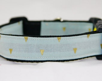 Baby Blues Dog Collar