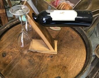 Door bottle barrel stave