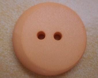 10 buttons orange 23mm (6290) button
